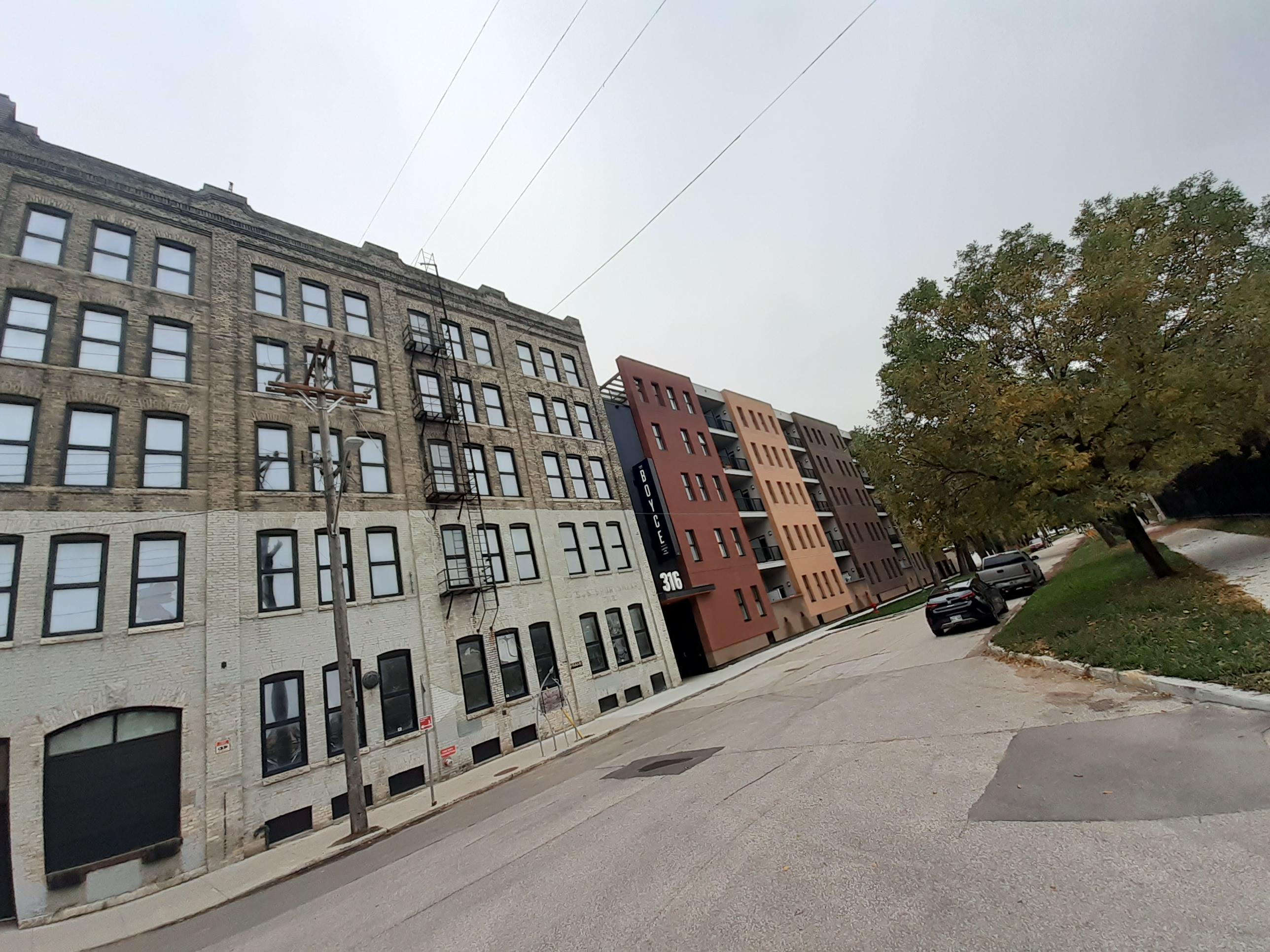 Boyce Lofts – 316 Ross Avenue