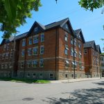 West Broadway Apartments – 161 Langside Street